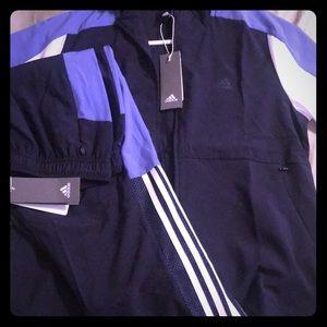 Adidas sweatsuit brand new